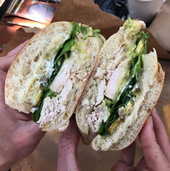 Uptown Charlotte Lunch Ideas - Romare Bearden Park